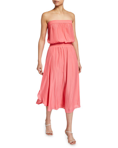 Chesney Strapless Dress