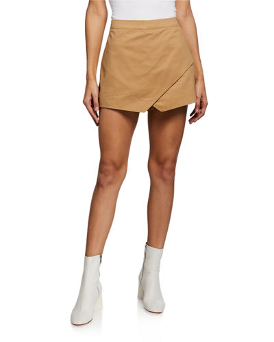 Envelope Cotton Skort