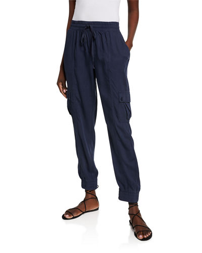 Pull-On Cargo Joggers