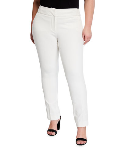 Plus Size Kiera Boot-Cut Pants