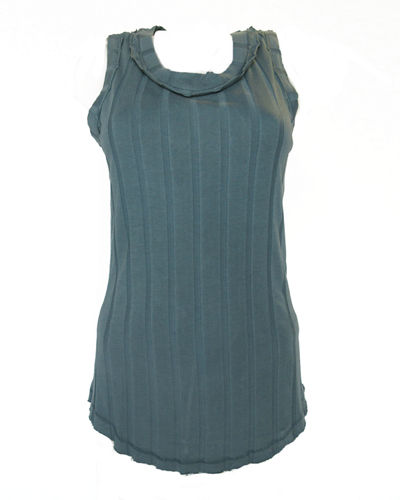 Wide Ribbed Organic Cotton Tank