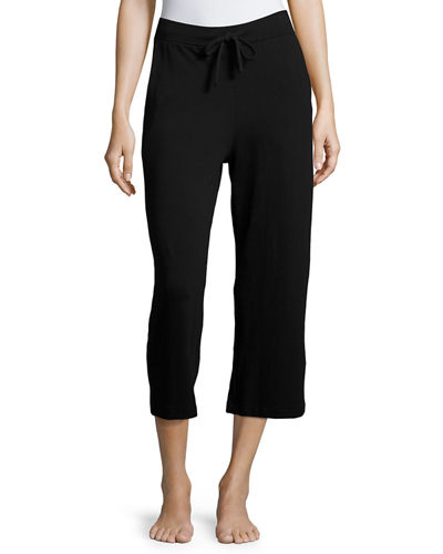 Majestic Paris for Neiman Marcus French Terry Cropped