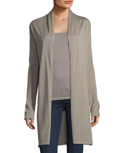 Modern Superfine Cashmere Duster
