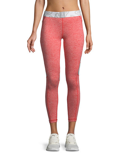 Paneled Performance Leggings