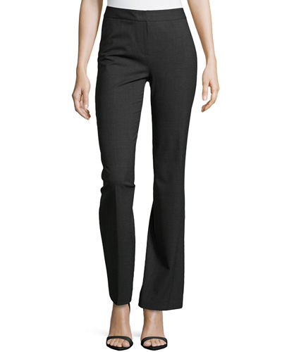 Classic Contemporary Stretch-Knit Pants