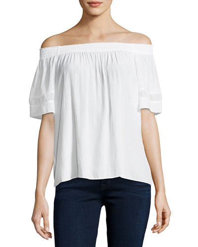 Jessica Off-the-Shoulder Top