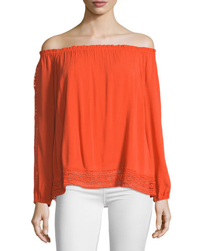 Artisan Chantel Off-the-Shoulder Top