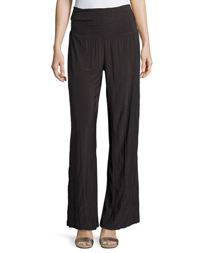 Feel Good Wide-Leg Pants