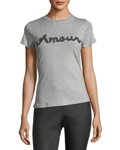 Romeo & Juliet Couture  AMOUR TEE SHIRT
