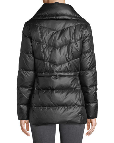ebefffc73 Wing-Collar Puffer Jacket