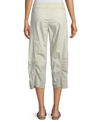 Sunday Cropped Cargo Pants
