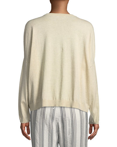Lightweight Pullover Sweater