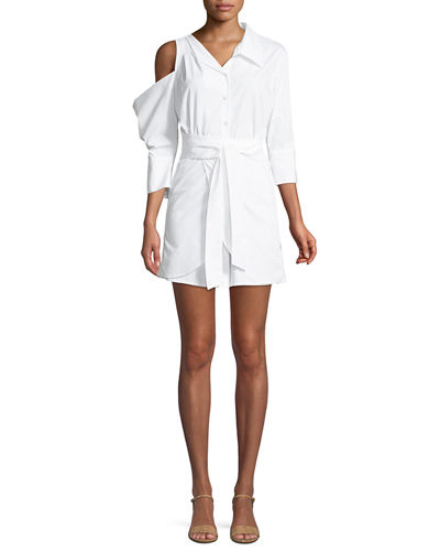 Endless Possibilities Mini Shirtdress