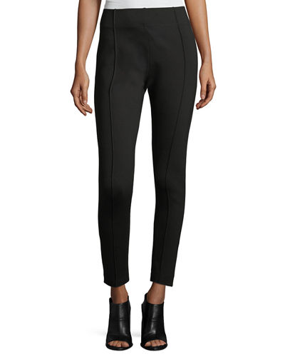 Cincher Center-Seam Leggings
