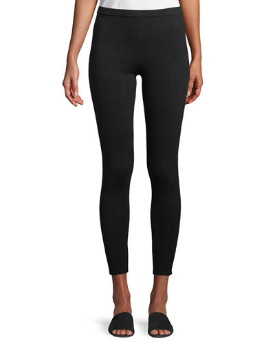 Pull-On Ponte Leggings