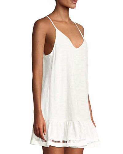 Dweller Cotton Slip Dress