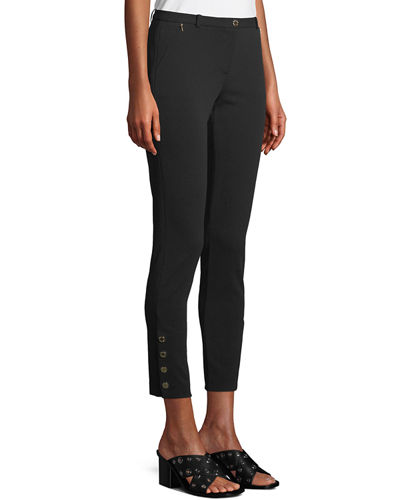 Scuba Crepe Trouser Pants