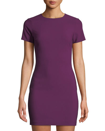 Manhattan Sheath Mini Dress