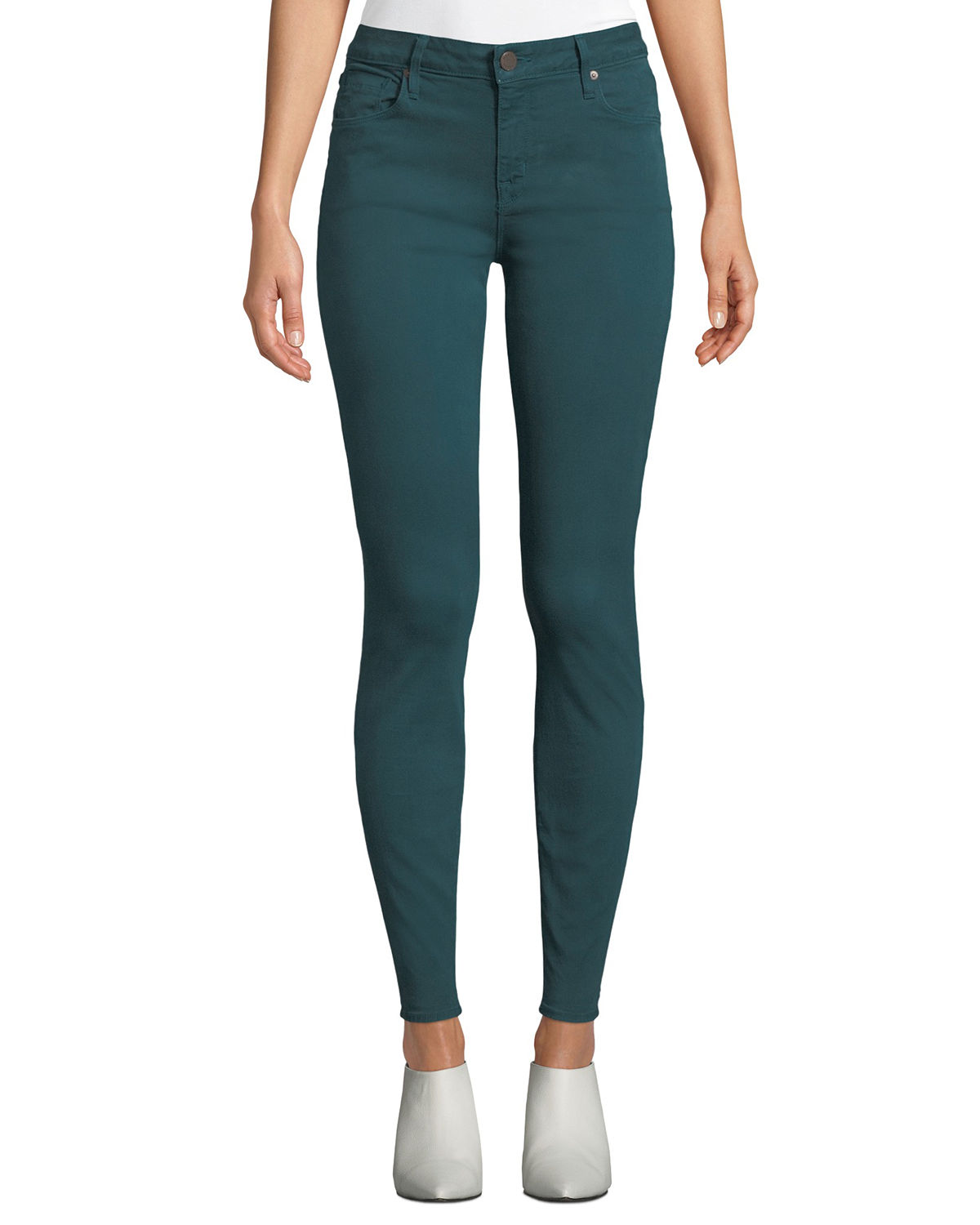 Ava Mid-Rise Skinny Jeans