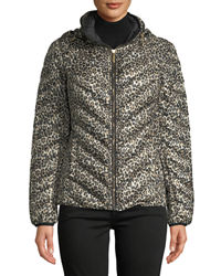 LastCall by Neiman Marcus deals on MICHAEL Michael Kors Packable Down Fill Hooded Jacket