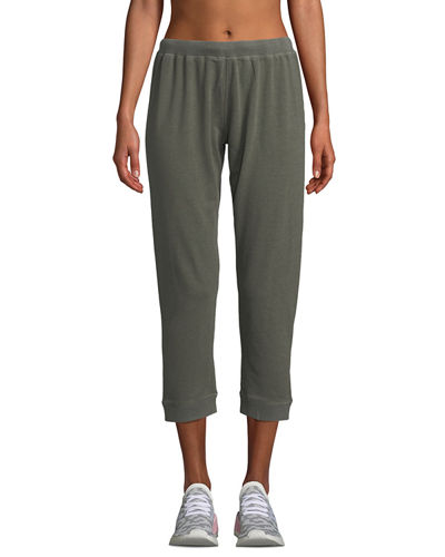 Kimberly Crop Jogger Sweats
