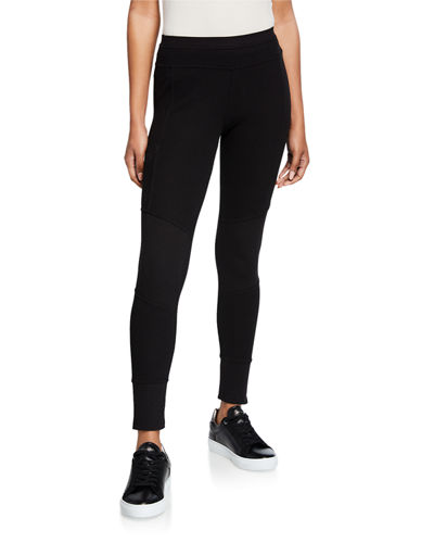 Marc NY Performance Skinny-Fit Thermal Leggings