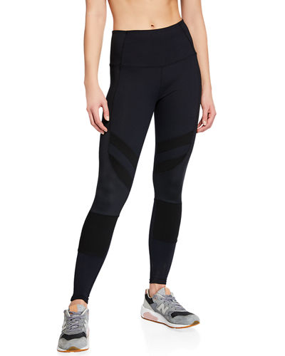 Westwood Rib Panel Leggings