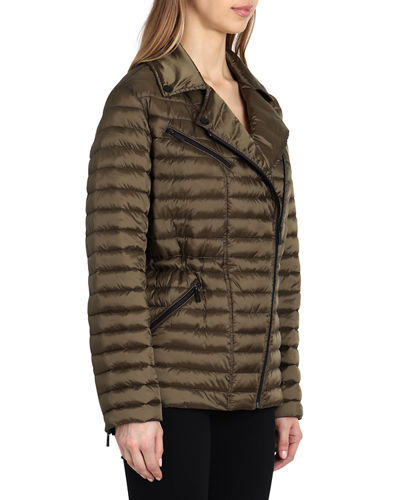 Mia Quilted Puffer Jacket