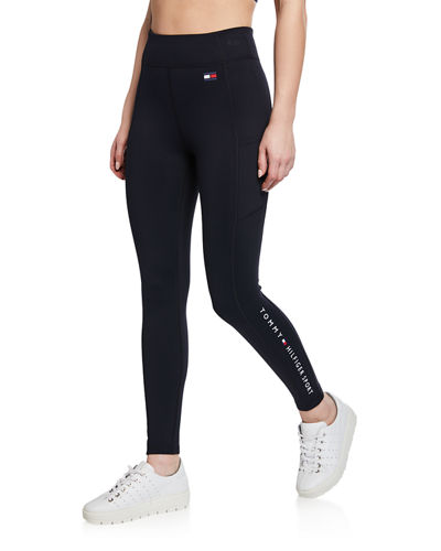 High-Rise Long Leggings