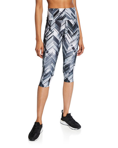 Ava Ion Capri Leggings