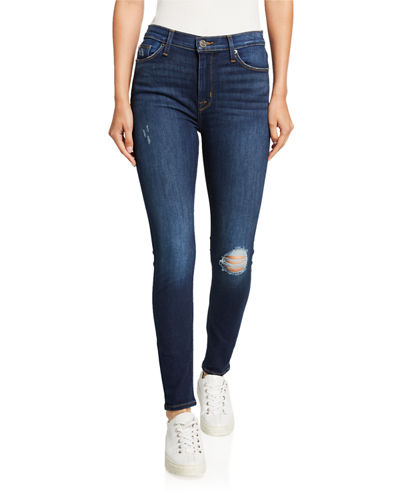 Blair High-Waist Skinny Jeans