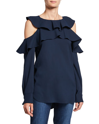 e9b7184b8a0ba6 Off the Shoulders Tops at Neiman Marcus Last Call