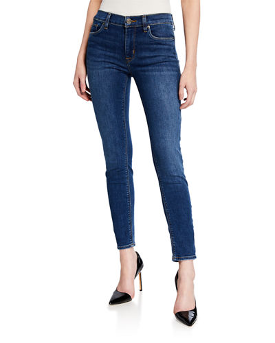 Natalie Released Hem Jeans