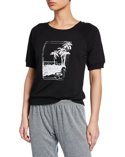 Mission Hills Short-Sleeve Graphic Tee