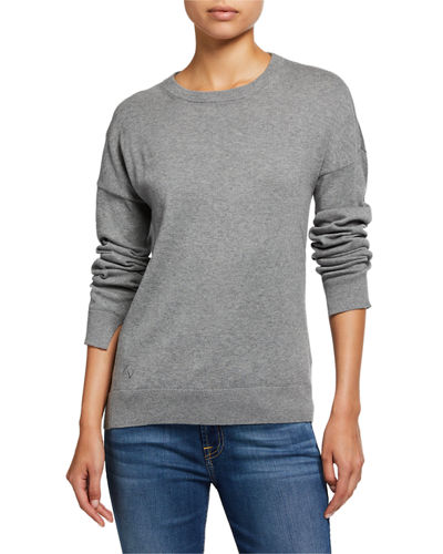 CiCi Star Elbow Patch Sweater