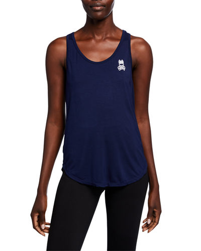 Racerback High-Low Tank