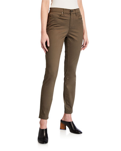 SOHO High-Rise Skinny Pants
