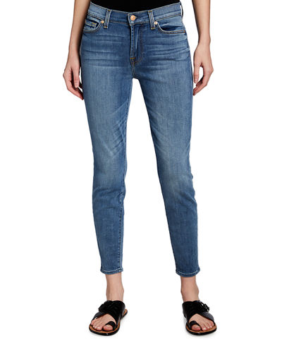 Gwenevere Skinny Ankle Jeans