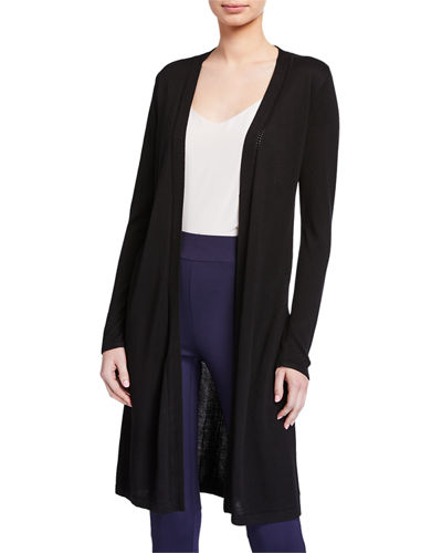 Open-Front Viscose Duster
