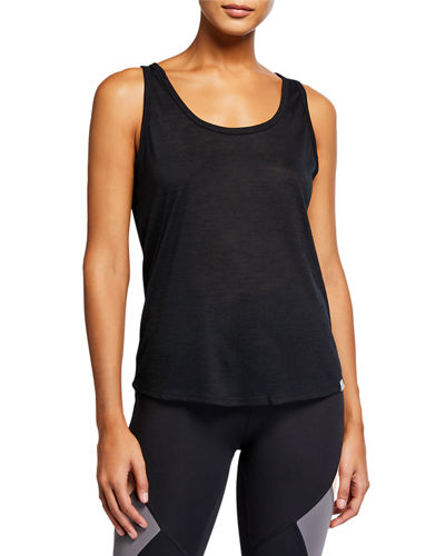 Lauryn Open-Back Tank