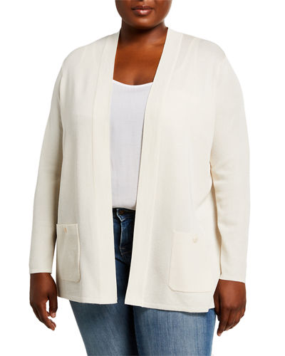 Plus Size Malibu Cardigan