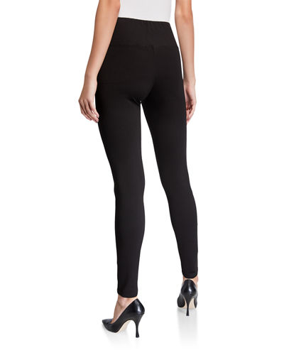 Ponte High-Waist Leggings
