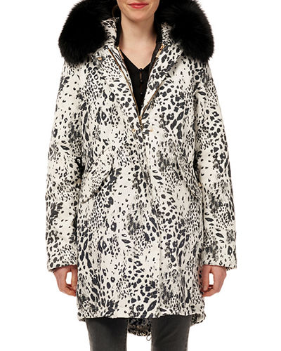 Gorski Apres-Ski Parka with Detachable Fur Vest
