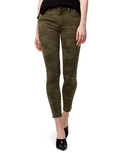 Social Standard High-Rise Skinny Ankle Jeans