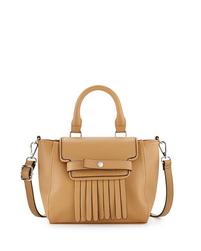 Lillian Fringe Crossbody Bag