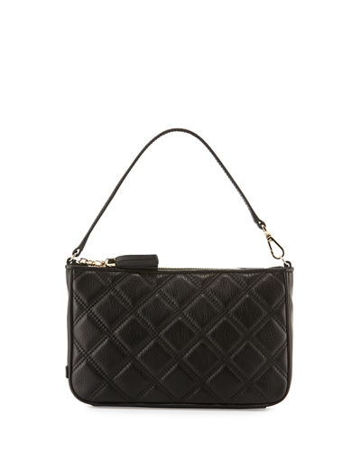 Benson Quilted Demi Wristlet