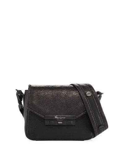 Isla Leather Crossbody Bag