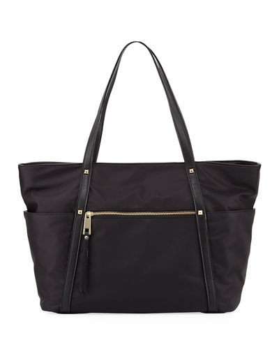 Chic Nylon Diaper Bag