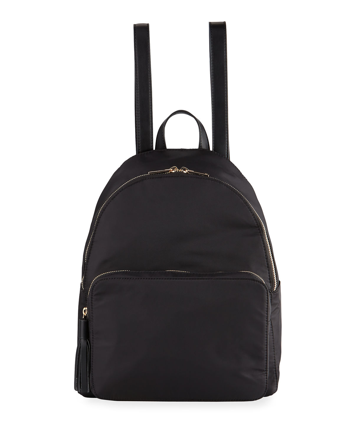 Harper Nylon Tassel Backpack...