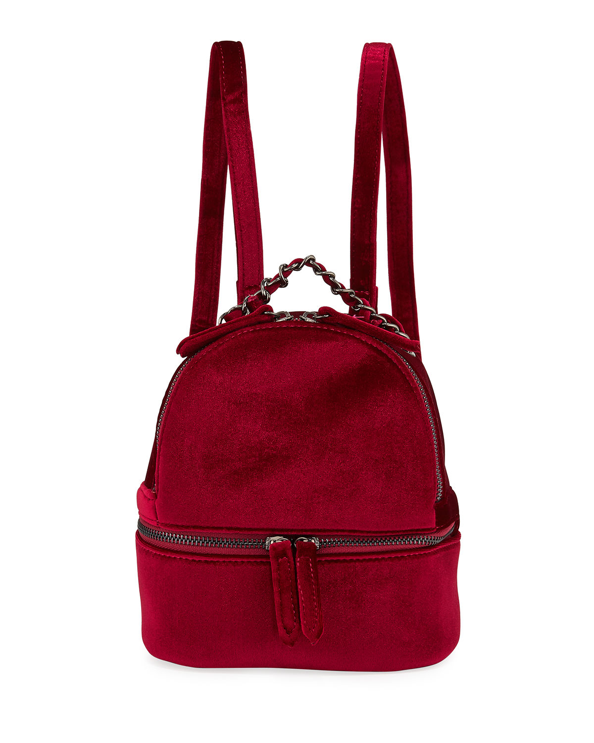 Sienna Velvet Mini Backpack...
